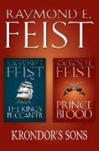 Ebook in inglese Prince of the Blood, the King's Buccaneer Feist, Raymond E.