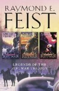 Ebook in inglese Complete Legends of the Riftwar Trilogy: Honoured Enemy, Murder in Lamut, Jimmy the Hand Feist, Raymond E.