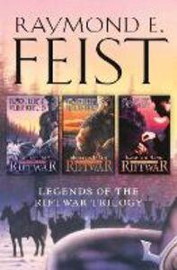 Foto Cover di Complete Legends of the Riftwar Trilogy: Honoured Enemy, Murder in Lamut, Jimmy the Hand, Ebook inglese di Raymond E. Feist, edito da HarperCollins Publishers
