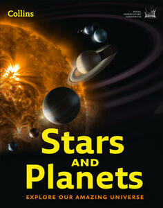 Collins Stars and Planets - cover
