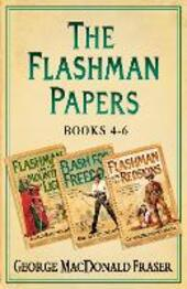 Flashman and the Mountain of Light, Flash For Freedom!, Flashman and the Redskins