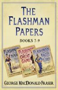 Foto Cover di Flashman at the Charge, Flashman in the Great Game, Flashman and the Angel of the Lord, Ebook inglese di George MacDonald Fraser, edito da HarperCollins Publishers