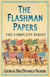 Foto Cover di The Flashman Papers, Ebook inglese di George MacDonald Fraser, edito da HarperCollins Publishers