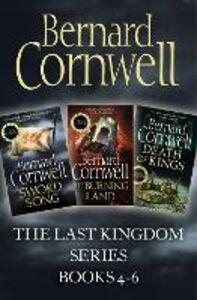 Foto Cover di The Warrior Chronicles, Books 4-6, Ebook inglese di Bernard Cornwell, edito da HarperCollins Publishers