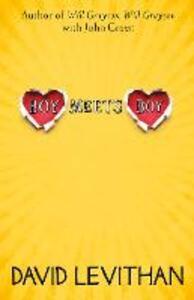 Boy Meets Boy - David Levithan - cover