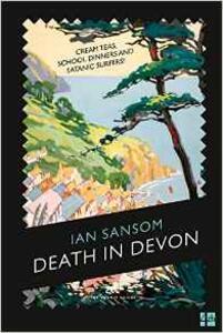 Death in Devon - Ian Sansom - cover