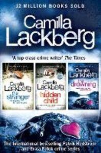 Foto Cover di Camilla Lackberg Crime Thrillers 4-6, Ebook inglese di Camilla Lackberg, edito da HarperCollins Publishers
