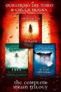 Ebook in inglese The Complete Strain Trilogy del Toro, Guillermo