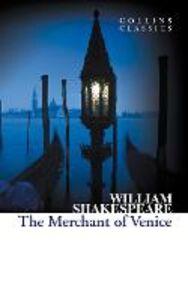 Ebook in inglese The Merchant of Venice Shakespeare, William