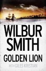 Golden Lion - Wilbur Smith - cover