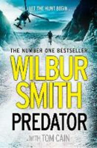 Predator - Wilbur Smith - cover