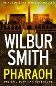 Pharaoh - Wilbur Smith - cover