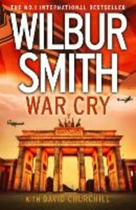 War Cry - Wilbur Smith - cover