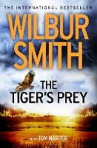 The Tiger's Prey - Wilbur Smith - cover