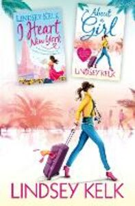 Ebook in inglese About a Girl, I Heart New York Kelk, Lindsey