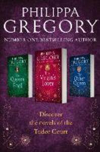 Foto Cover di Philippa Gregory 3-Book Tudor Collection 2, Ebook inglese di Philippa Gregory, edito da HarperCollins Publishers