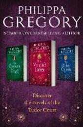 Philippa Gregory 3-Book Tudor Collection 2