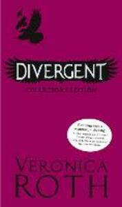 Divergent Collector's edition - Veronica Roth - cover