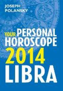 Foto Cover di Libra 2014, Ebook inglese di Joseph Polansky, edito da HarperCollins Publishers