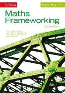 KS3 Maths Teacher Pack 1.3 - Rob Ellis,Kevin Evans,Keith Gordon - cover