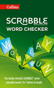 Collins Scrabble Word Checker - Collins Dictionaries - cover