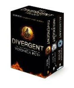 Libro in inglese Divergent Trilogy  - Veronica Roth