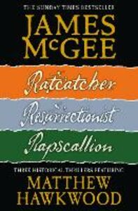 Foto Cover di Ratcatcher; Resurrectionist; Rapscallion, Ebook inglese di James McGee, edito da HarperCollins Publishers