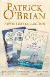 Patrick O'Brian 3-Book Adventure Collection