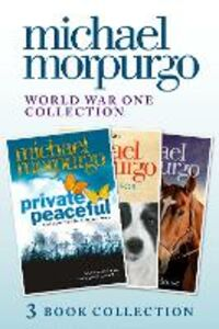 Ebook in inglese World War One Collection: Private Peaceful, A Medal for Leroy, Farm Boy Morpurgo, Michael