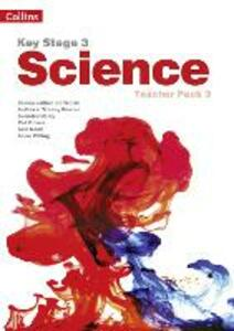 Teacher Pack 3 - Sarah Askey,Tracey Baxter,Pat Dower - cover