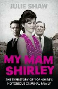 My Mam Shirley - Julie Shaw - cover