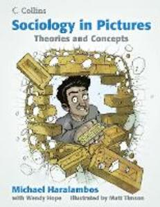 Theories and Concepts - Michael Haralambos - cover