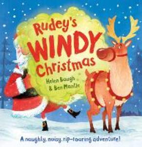 Rudey's Windy Christmas - Helen Baugh - cover