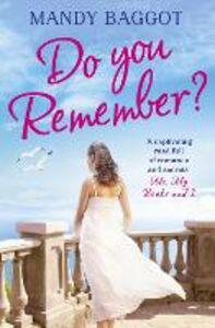 Foto Cover di Do You Remember?, Ebook inglese di Mandy Baggot, edito da HarperCollins Publishers