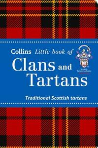 Clans and Tartans: Traditional Scottish Tartans - Scottish Tartans Authority - cover