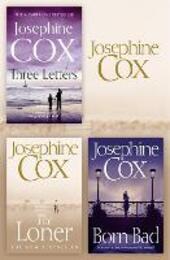 Josephine Cox 3-Book Collection 2: The Loner, Born Bad, Three Letters