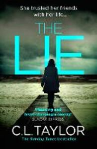 Foto Cover di Lie, Ebook inglese di C.L. Taylor, edito da HarperCollins Publishers