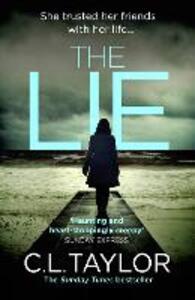 The Lie - C. L. Taylor - cover