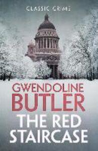 Foto Cover di The Red Staircase, Ebook inglese di Gwendoline Butler, edito da HarperCollins Publishers