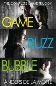Foto Cover di The Complete Game Trilogy, Ebook inglese di Anders de la Motte, edito da HarperCollins Publishers