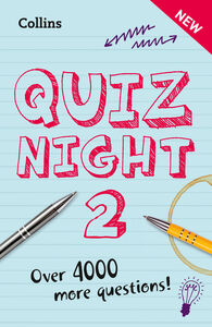 Foto Cover di Collins Quiz Night 2, Ebook inglese di  edito da HarperCollins Publishers