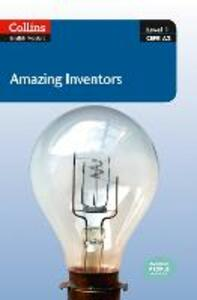Amazing Inventors: A2 - cover