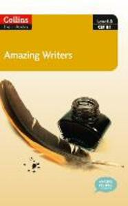 Amazing Writers: B1 - cover