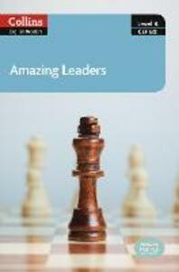 Amazing Leaders: B2 - cover