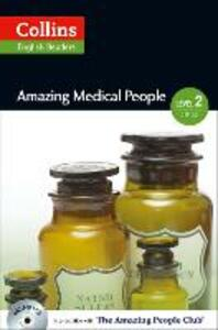 Amazing Medical People: A2-B1 - cover