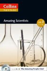 Amazing Scientists: B1 - cover