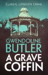 Ebook in inglese Grave Coffin Butler, Gwendoline