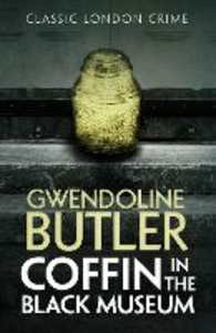 Ebook in inglese Coffin in the Black Museum Butler, Gwendoline
