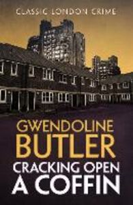 Ebook in inglese Cracking Open a Coffin Butler, Gwendoline