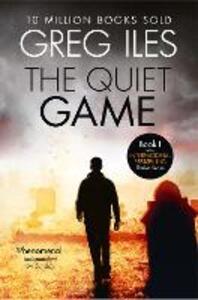 The Quiet Game - Greg Iles - cover